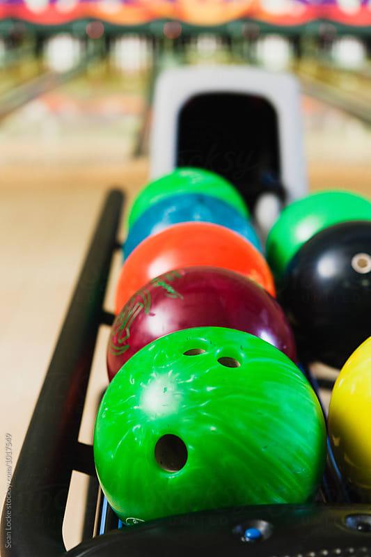 Bowling: Many Balls Wait In The Return by Sean Locke for Stocksy United