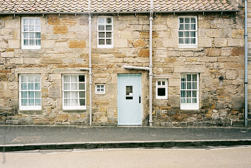 St. Andrews, Scotland by Ryan Tuttle for Stocksy United