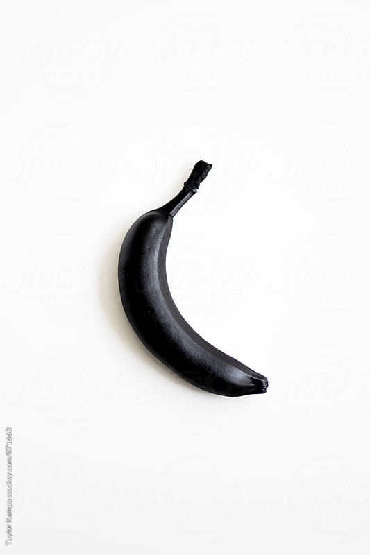 A Banana by Taylor Kampa for Stocksy United