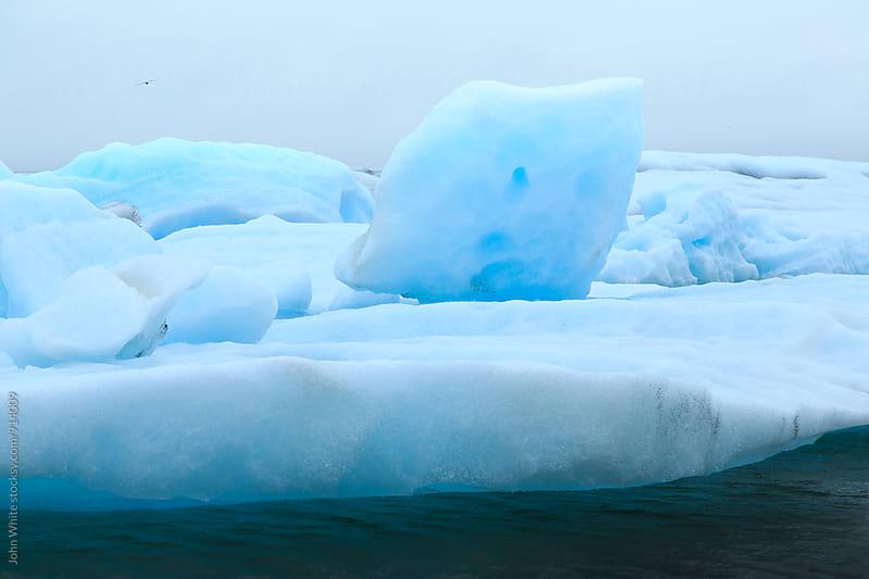 Jokulsarlon Lagoon. Iceland. by John White for Stocksy United