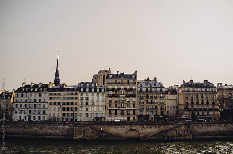 European Buildings by Dylan M Howell Photography for Stocksy United