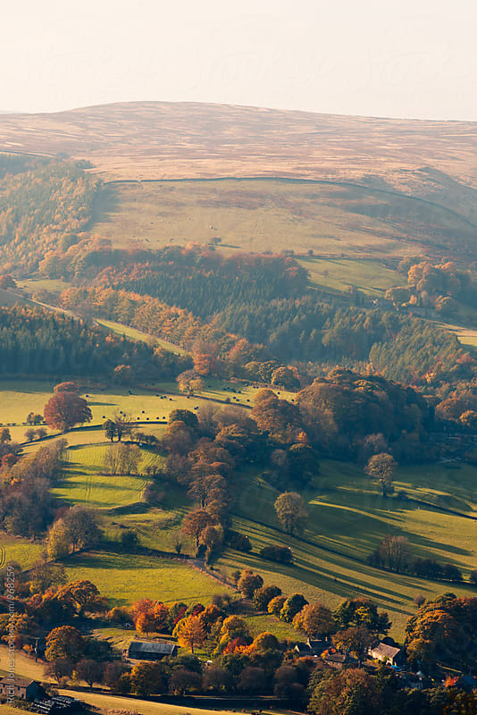 Hathersage, Peak District, UK by Rich Jones for Stocksy United