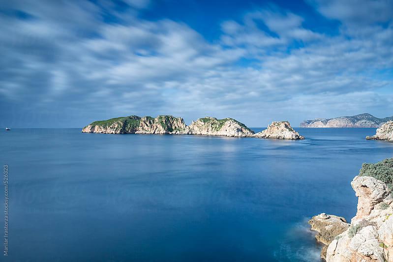 Mallorca, Malgrats Islands by Marilar Irastorza for Stocksy United