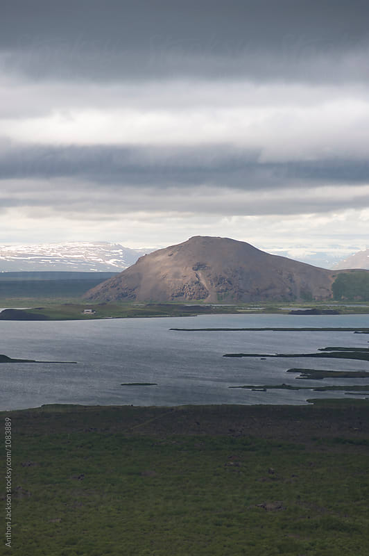 Lake Myvatn by Anthon Jackson for Stocksy United