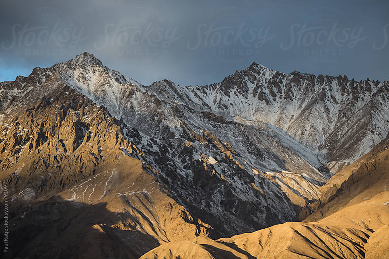 Mountains of Tashkurgan  by Paul Ratje for Stocksy United