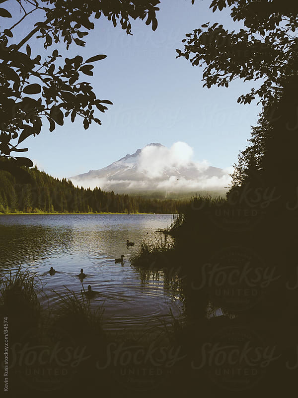 Mt Hood by Kevin Russ for Stocksy United
