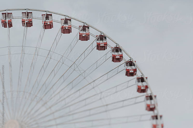 Ferris Wheel by Alicia Magnuson Photography for Stocksy United