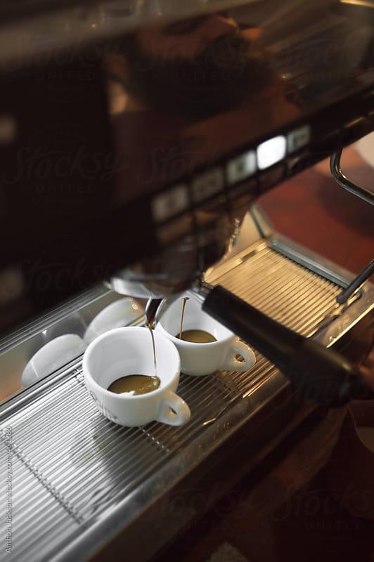 Espresso Machine by Anthon Jackson for Stocksy United