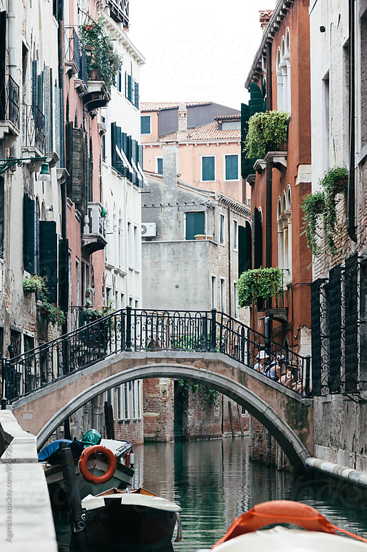 Venetian Bridge by Agencia for Stocksy United
