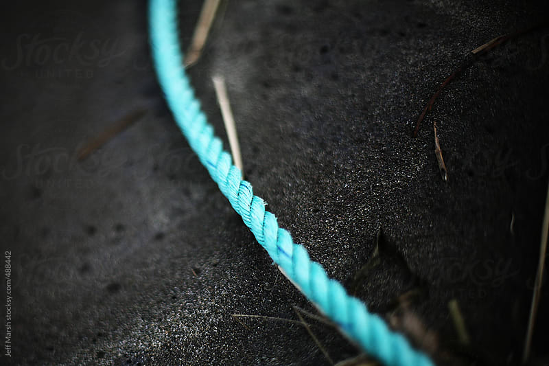 Rope by Jeff Marsh for Stocksy United