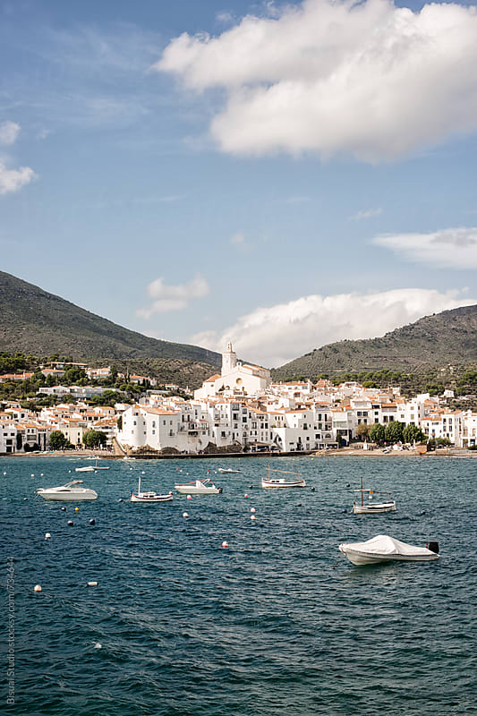 Views of Cadaqués in Costa Brava, Spain by Bisual Studio for Stocksy United