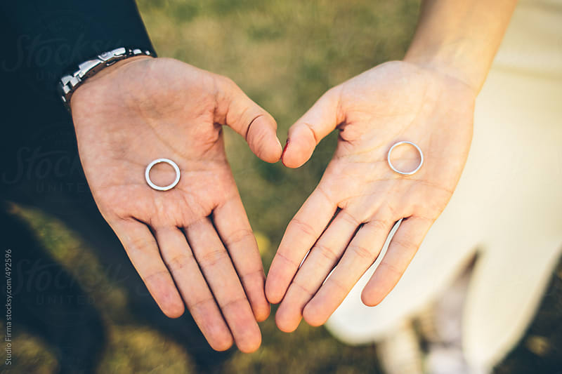 Wedding Rings. by Studio Firma for Stocksy United