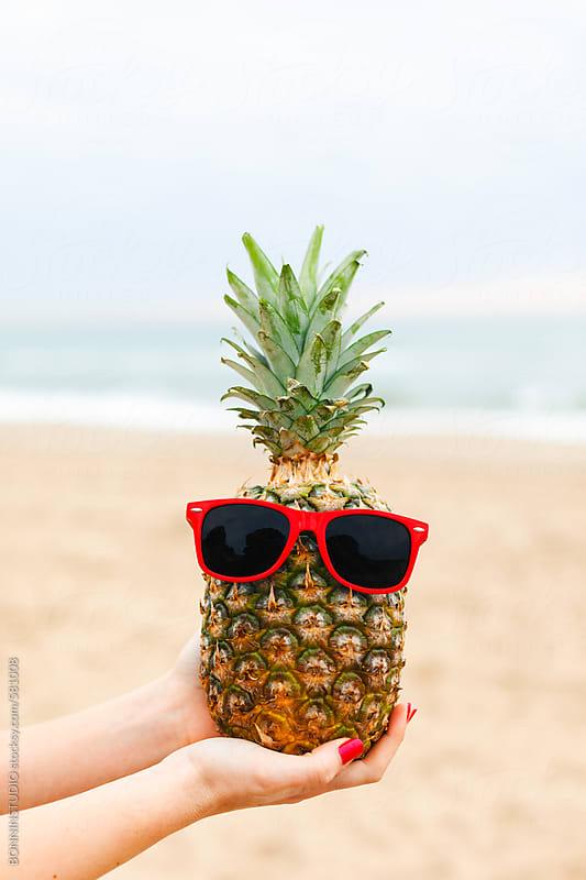 Pineapple Sunglasses  similiar pineapple with sunglasses keywords
