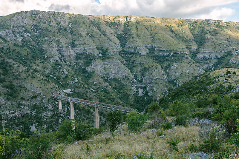 Mala Rijeka Viaduct  by Zocky for Stocksy United