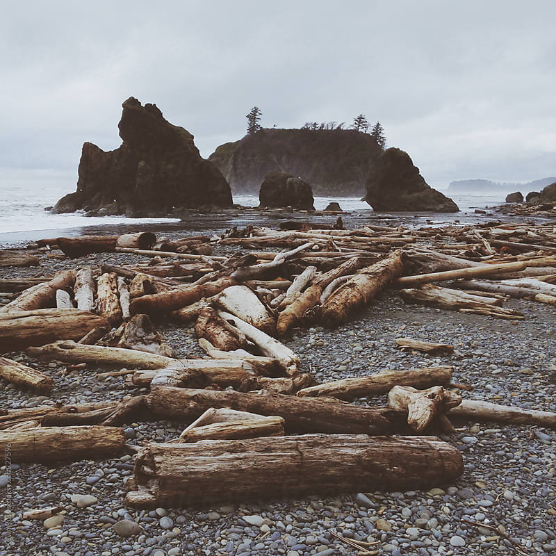 Ruby Beach by Kevin Russ for Stocksy United