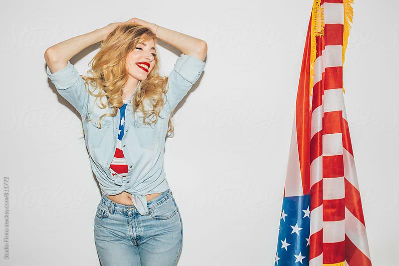 American Girl by Studio Firma for Stocksy United