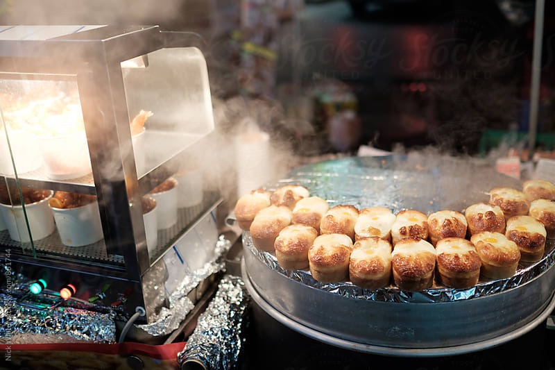 Korean Street Food by Nick Walter for Stocksy United