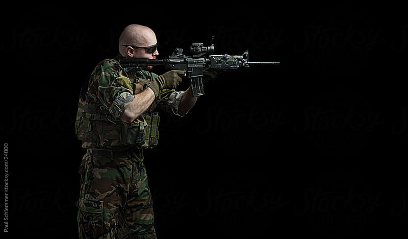 Marine Recon by Paul Schlemmer for Stocksy United
