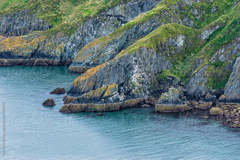 Rocky Coast of Ireland by Tom Uhlenberg for Stocksy United