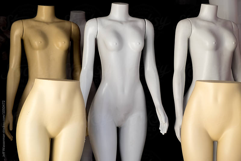 Female Mannequins by Jeff Wasserman for Stocksy United