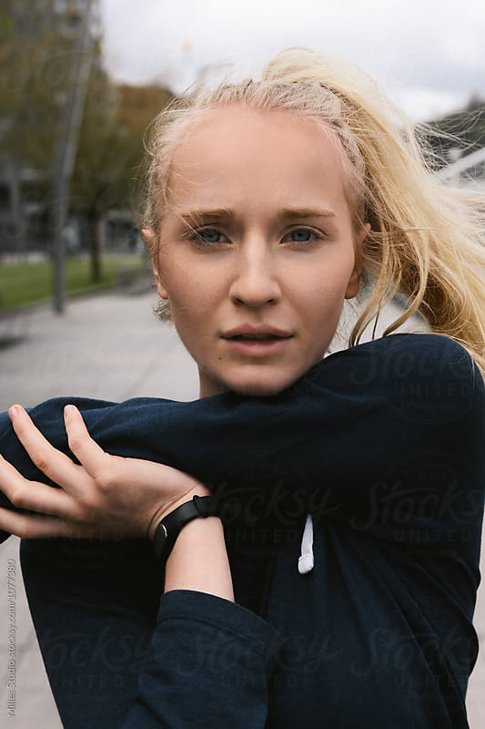 Sporty woman by Milles Studio for Stocksy United