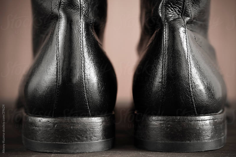 Italian Leather Boots by Alexey Kuzma for Stocksy United
