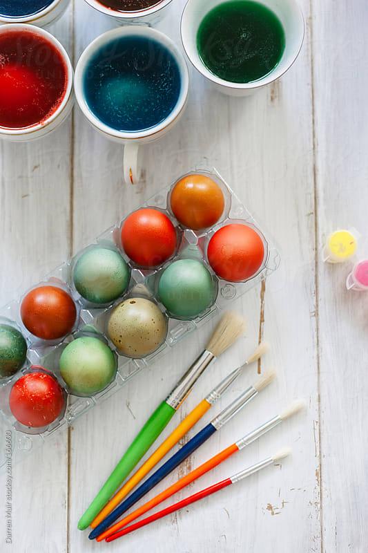 Easter Eggs, by Darren Muir for Stocksy United