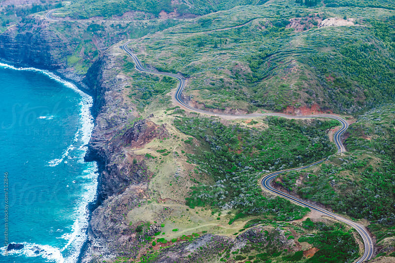 Maui Road by Jen Grantham for Stocksy United