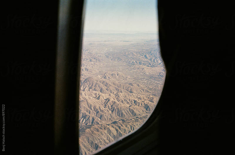 Window Seat Views by Benj Haisch for Stocksy United