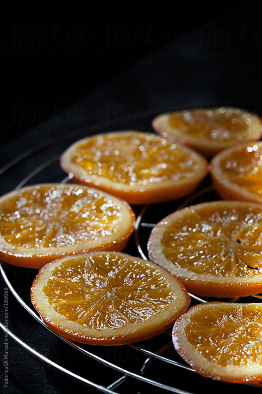 Candied orange by Federica Di Marcello for Stocksy United