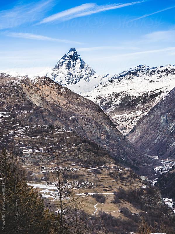 Matterhorn by Milena Milani for Stocksy United