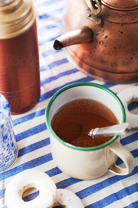 Tea still life. by mee productions for Stocksy United