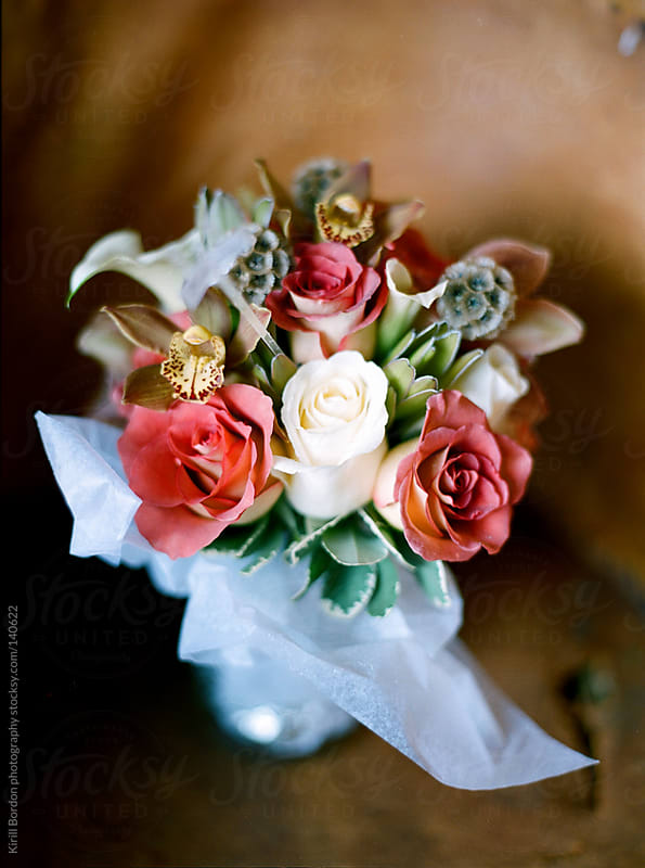 bouquet by Kirill Bordon photography for Stocksy United