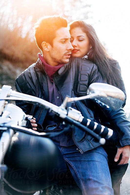 Couple in love by Dimitrije Tanaskovic for Stocksy United