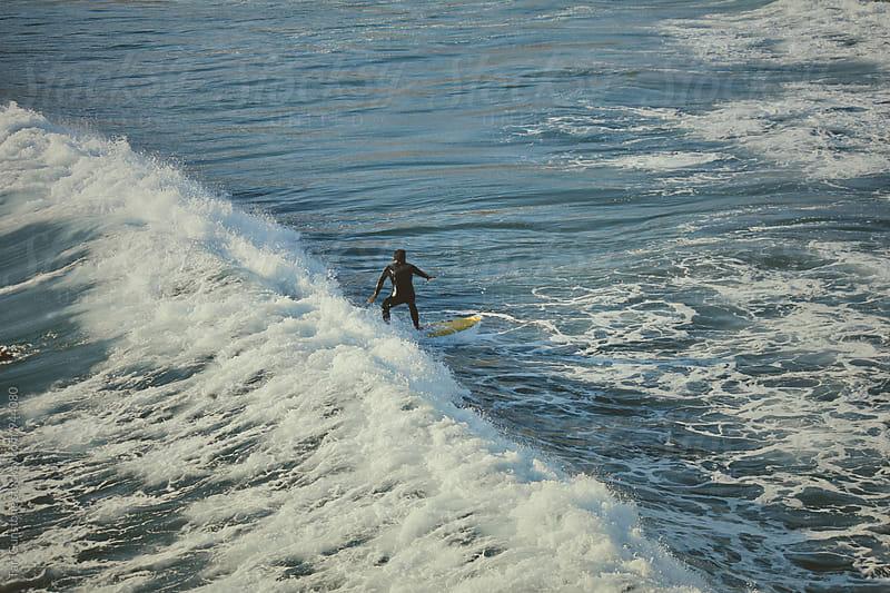 Surfer by Tari Gunstone for Stocksy United