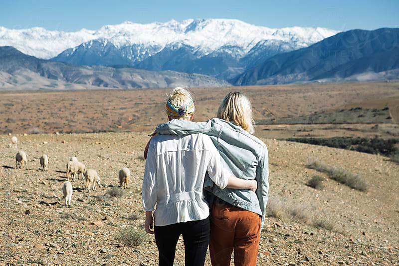 Travel together by Rachel Schraven for Stocksy United