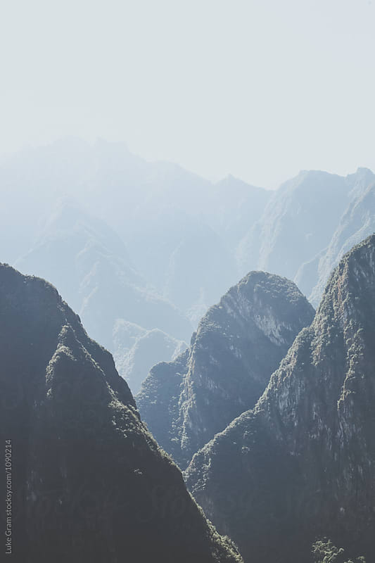 Machu Picchu by Luke Gram for Stocksy United