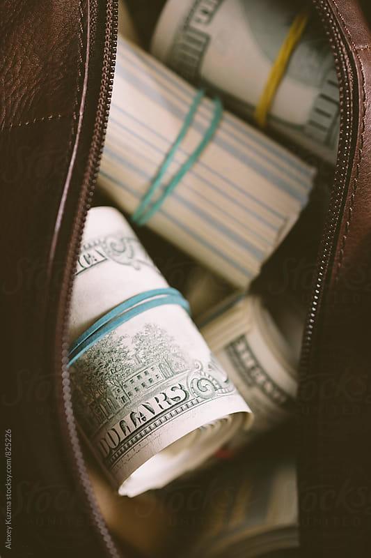 Cash by Alexey Kuzma for Stocksy United