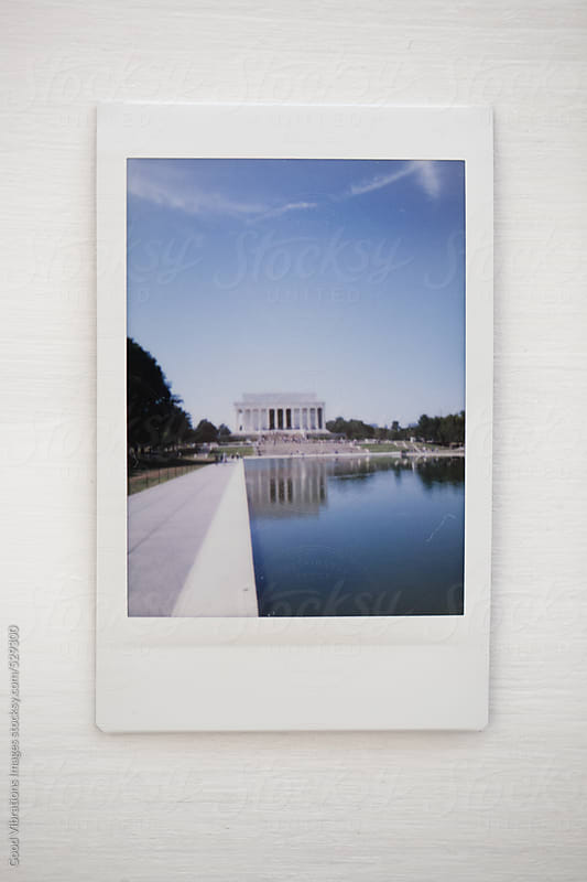 The Lincoln Memorial in Washington DC by Good Vibrations Images for Stocksy United