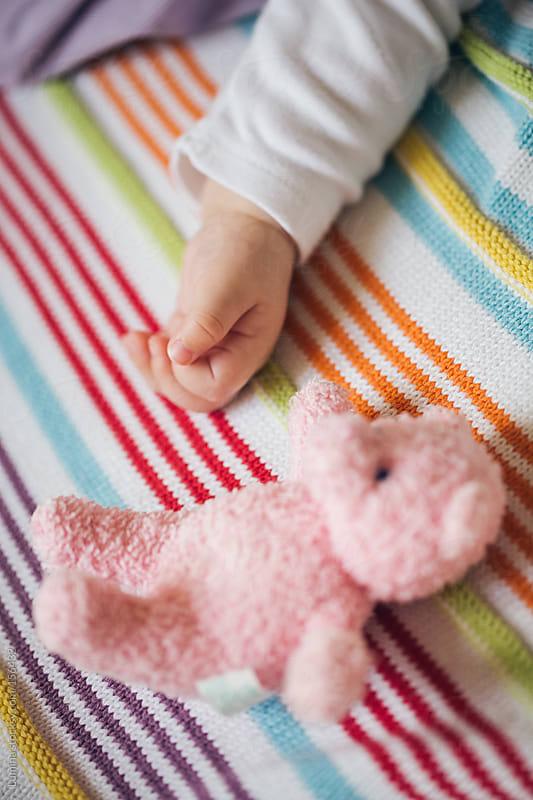 Baby's Hand by Lumina for Stocksy United