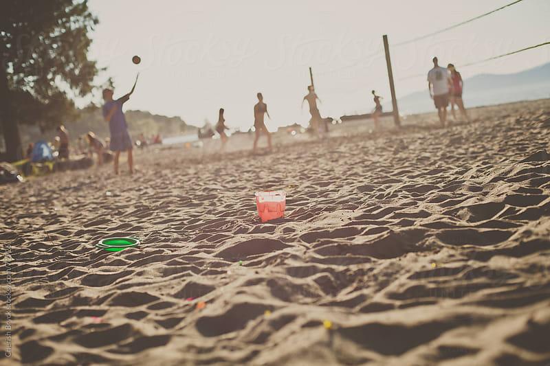 Beach Fun by Cherish Bryck for Stocksy United