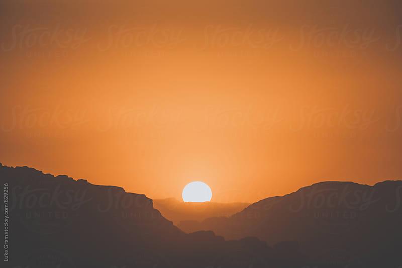 Wadi Rum Jordan by Luke Gram for Stocksy United