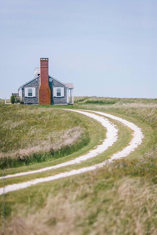 Nantucket Landscape,  by Raymond Forbes LLC for Stocksy United