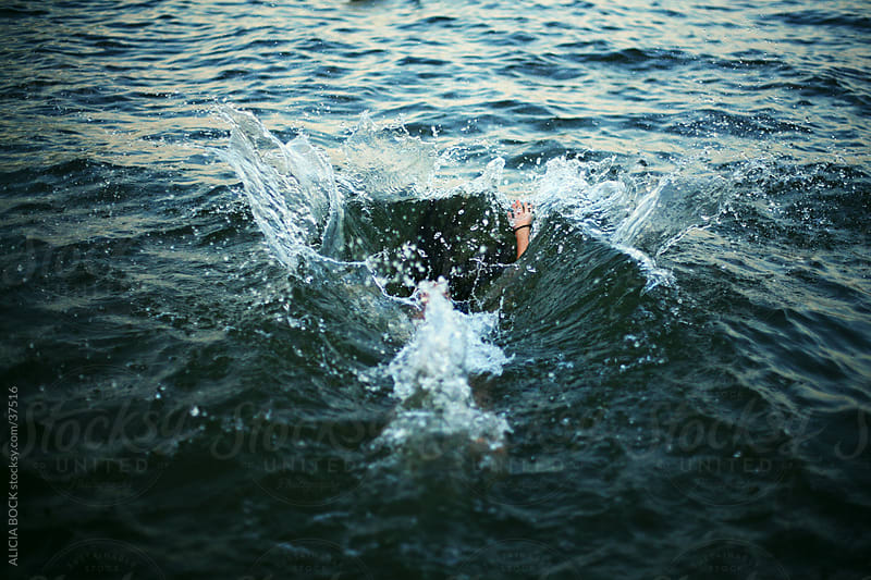 Splash #1 by ALICIA BOCK for Stocksy United
