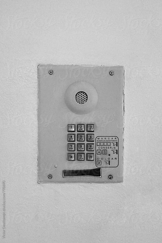 Intercom by Victor Deschamps for Stocksy United