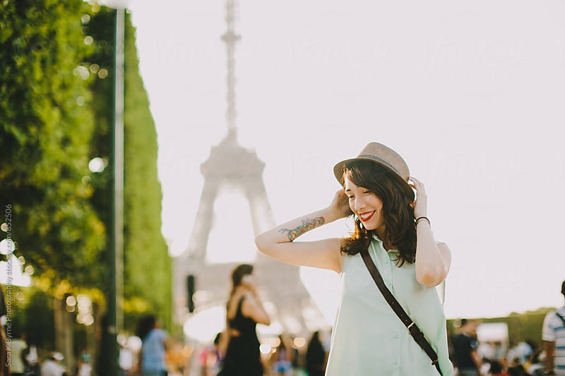Parisan Adventures by Sara K Byrne Photography for Stocksy United