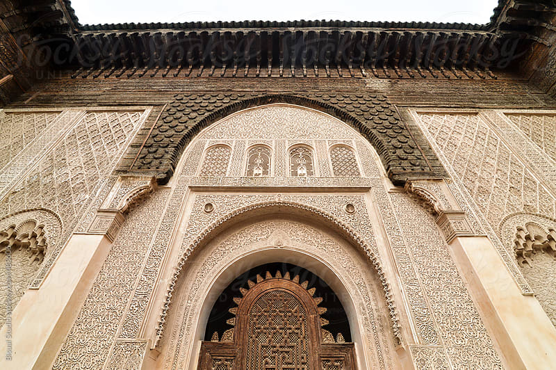 Ben Youssef Medersa by Bisual Studio for Stocksy United