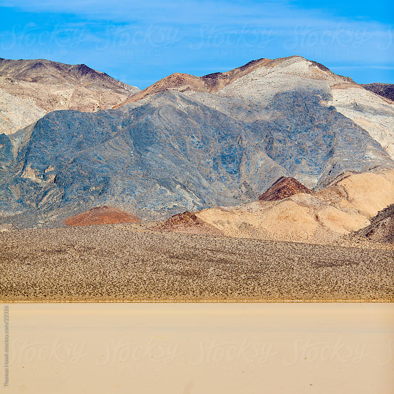 Death Valley Landscape by Thomas Hawk for Stocksy United