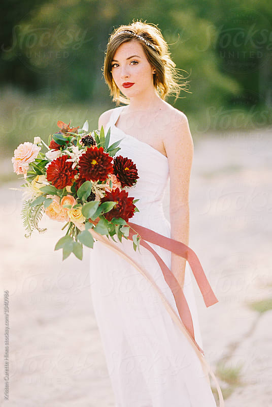 Bridal inspiration  by Kristen Curette Hines for Stocksy United