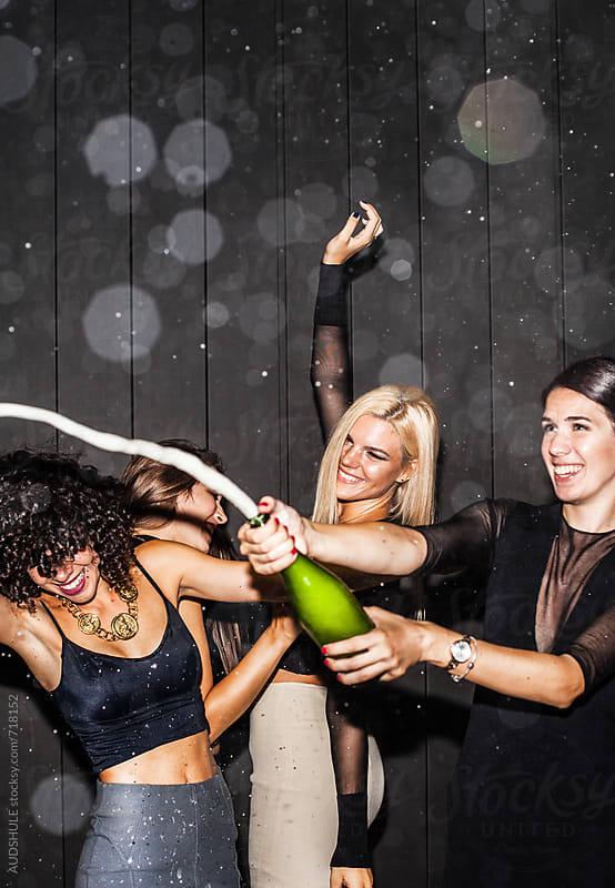 Girls gone wild. by Marko Milanovic for Stocksy United